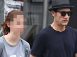 Mandatory Credit: Photo by Startraks Photo/REX Shutterstock (5016729j)\n Clive Owen, Eve Owen\n Clive Owen out and about, New York, America - 30 Aug 2015\n Clive Owen and Daughter Walking Around Lower Manhattan\n