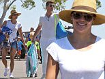 EXCLUSIVE: Robin Thicke and ex-wife Paula Patton take their child to soccer practice in Malibu, CA\n\nPictured: Robin Thicke & Paula Patton\nRef: SPL1112349  290815   EXCLUSIVE\nPicture by: Jacson / Splash News\n\nSplash News and Pictures\nLos Angeles: 310-821-2666\nNew York: 212-619-2666\nLondon: 870-934-2666\nphotodesk@splashnews.com\n
