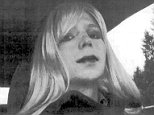 FILE - In this undated file photo provided by the U.S. Army, Pfc. Chelsea Manning poses for a photo wearing a wig and lipstick. The convicted national security leaker, formerly known as Bradley Manning, could be placed in solitary confinement indefinitely for allegedly violating prison rules by having a copy of Vanity Fair with Caitlyn Jenner on the cover and an expired tube of toothpaste, among other things, her lawyer said Wednesday, Aug. 12, 12015.(AP Photo/U.S. Army, File)