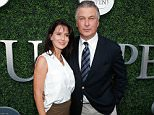 NEW YORK, NY - AUGUST 31:  Alec Baldwin and Hilaria Baldwin attend the 15th Annual USTA Opening Night Gala at USTA Billie Jean King National Tennis Center on August 31, 2015 in New York City.  (Photo by Rob Kim/Getty Images)