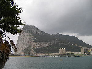 Gibraltar rock Dec 2004.jpg
