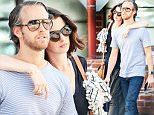 2 SEPT 2015 - SANTA MONICA - USA\n*** EXCLUSIVE ALLROUND PICTURES ***\nACTRESS ANNE HATHAWAY PICTURED HAVING LUNCH WITH A FRIEND AT TAVERN RESTAURANT IN BRENTWOOD, ANNE WAS THAN PICKED UP BY HER HUSBAND AND WENT TO THE SHUTTERS HOTEL IN SANTA MONICA FOR AN AFTERNOON AT THE THE BEACH!\nBYLINE MUST READ : XPOSUREPHOTOS.COM\n***UK CLIENTS - PICTURES CONTAINING CHILDREN PLEASE PIXELATE FACE PRIOR TO PUBLICATION ***\n**UK CLIENTS MUST CALL PRIOR TO TV OR ONLINE USAGE PLEASE TELEPHONE  44 208 344 2007**
