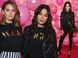 SYDNEY, AUSTRALIA - SEPTEMBER 03:Jessica Gomes poses  during the JT One launch at David Jones Elizabeth Street Store on September 3, 2015 in Sydney, Australia.  (Photo by Don Arnold/WireImage)