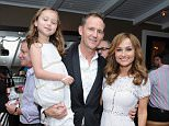 FILE - DECEMBER 30: Giada De Laurentiis and Todd Thompson have ended their relationship after 11 years of marriage. MIAMI BEACH, FL - FEBRUARY 21: Todd Thompson and Giada De Laurentiis attend Italian in Paradise dinner hosted by Giada De Laurentiis during the Food Network South Beach Wine & Food Festival at Casa Tua on February 21, 2014 in Miami Beach, Florida.  (Photo by Ilya S. Savenok/Getty Images for Food Network SoBe Wine & Food Festival)