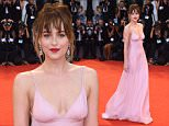 Dakota Johnson\\nBlack Mass premiere, Venice Film Festival, Italy - 04 Sep 2015\\nPic: DFS/ David Fisher/ Rex Shutterstock