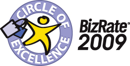 OEMPCWorld.com recognized by BizRate Circle of Excellence 2009