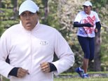 15 YEARS ON FROM HER OLYMPIC GOLD SUCCESS CATHY FREEMAN IS STILL RUNNING STRONG!..CATHY WAS SPOTTED KEEPING FIT, RUNNING ON MELBOURNEíS ìTHE TANî TRACK AROUND THE BOTANIC GARDENS..3 September 2015..©MEDIA-MODE.COM