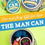 Fun and Sexy Gift for Him: The Man Can