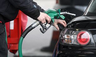 Petrol and diesel fall 5p in a  month – but oil rollercoaster could push costs up