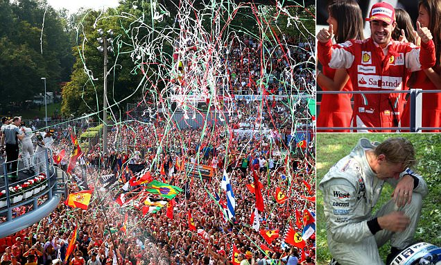 F1 ITALIAN GP MEMORIES: Sebastian Vettel claims first grand prix win and Mika Hakkinen is