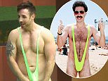 ****Ruckas Videograbs****  (01322) 861777 *IMPORTANT* Please credit Channel 5 for this picture. 03/09/15 Celebrity Big Brother  Day 8 SEEN HERE: Stevi Richie in a Mankini today Grabs from today in the CBB house Mobile (UK)  : 07742 164 106 **IMPORTANT - PLEASE READ** The video grabs supplied by Ruckas Pictures always remain the copyright of the programme makers, we provide a service to purely capture and supply the images to the client, securing the copyright of the images will always remain the responsibility of the publisher at all times. Standard terms, conditions & minimum fees apply to our videograbs unless varied by agreement prior to publication.