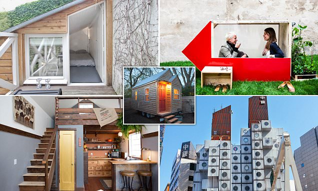 The best micro holiday homes on Airbnb revealed