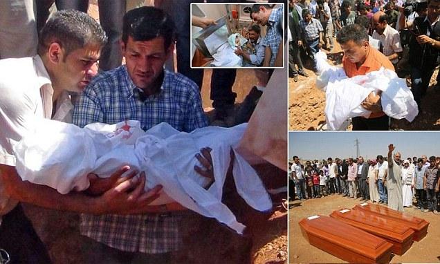 Syrian boys Aylan and Galip Kurdi's father returns to Kobane to bury sons and wife