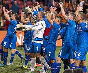 Holland 0-1 Iceland: Horror start for Danny Blind as Gylfi Sigurdsson strikes from spot