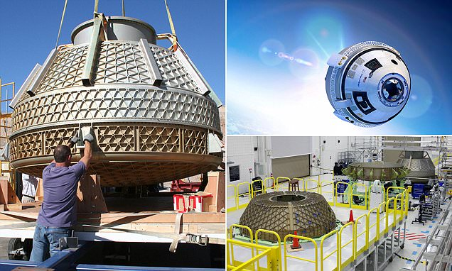 Boeing opens facility to build Starliner that will see US return to manned spaceflight
