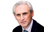 Daily Mail City Editor Alex Brummer. byline