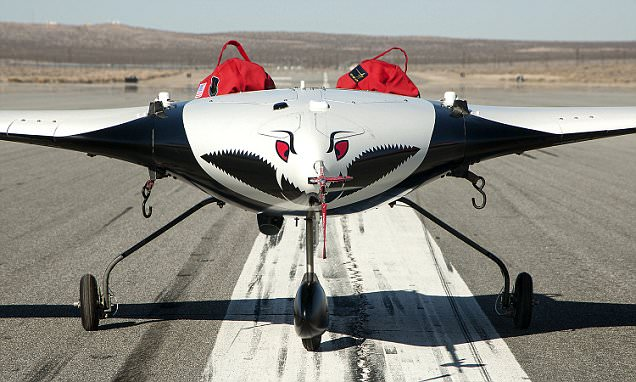 X-56A drone that will use flexible wings could reduce sonic booms on future aircraft