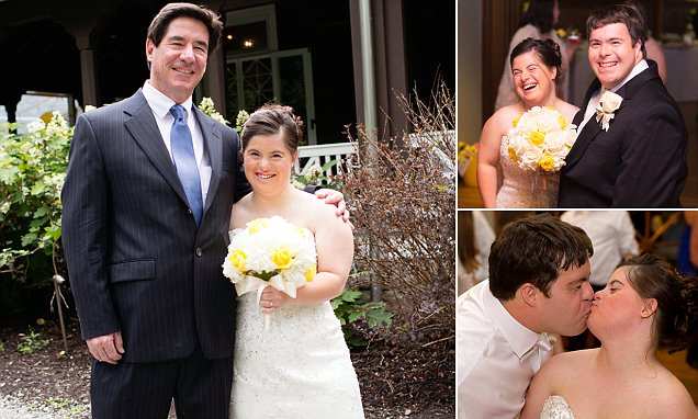 Ohio father pens letter to his daughter with Down syndrome on her wedding day