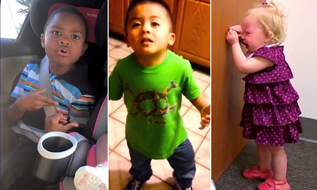 Babies Behaving Badly reveals children's most awful tantrums, fights and lies