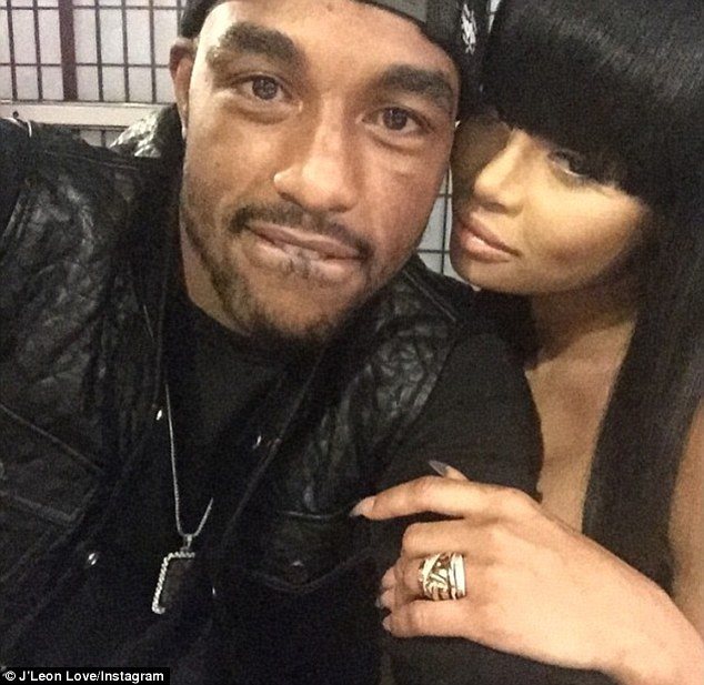 It's over: Blac Chyna and pro boxer J'Leon Love have split according to a Friday report from TMZ
