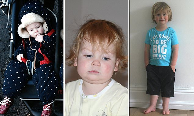 Woman thought baby her was DEPRESSED - but he had hormone deficiency