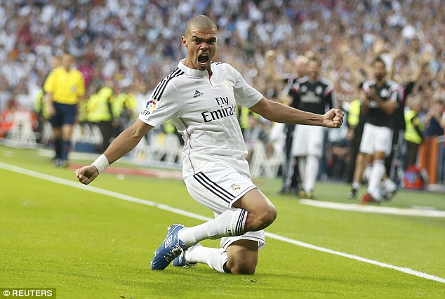 'e can make things happen that you never think or expect to happen, such as my move to Real Madrid.'