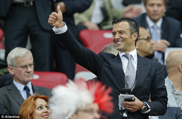 Jorge Mendes is one of the most powerful men in world football with almost a hundred players in his stable