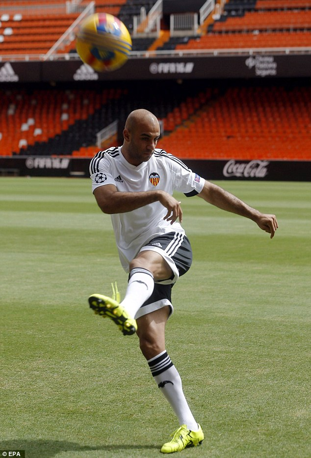 Aymen Abdennour was wanted by Chelsea, but ended up moving to Valencia from Monaco instead