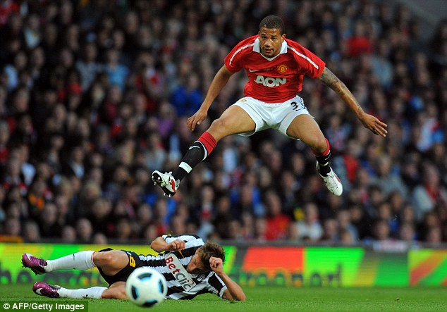 Bebe's bizarre transfer to Manchester United was another deal done by Mendes - who pocketed £2.89m