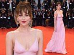 Dakota Johnson\\nBlack Mass premiere, Venice Film Festival, Italy - 04 Sep 2015\\nPic: DFS/ David Fisher/ Rex Shutterstock