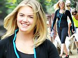 EXCLUSIVE: A make up free Kate Upton enjoys a morning hike with her girlfriends at Runyon canyon in Los Angeles!\n\nPictured: Kate Upton\nRef: SPL1095735  030915   EXCLUSIVE\nPicture by: M A N I K (NYC)/Splash News\n\nSplash News and Pictures\nLos Angeles: 310-821-2666\nNew York: 212-619-2666\nLondon: 870-934-2666\nphotodesk@splashnews.com\n