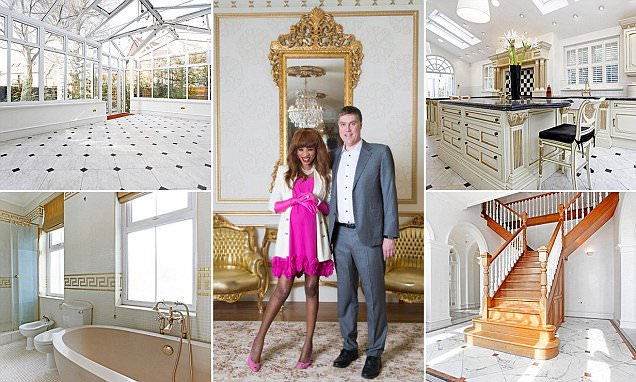 Sam Malin and Irene Major's Principal House in Essex goes on sale for £1m