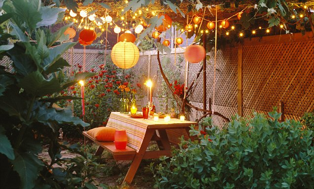 How to light the night this summer and create a truly magical garden
