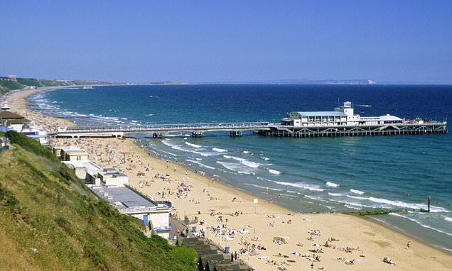 The piers creating a buzz for homebuyers: Cromer and Bournemouth lead the way as more