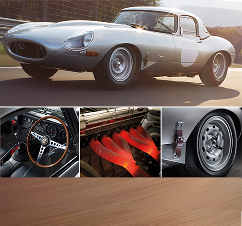 Born again E-Type