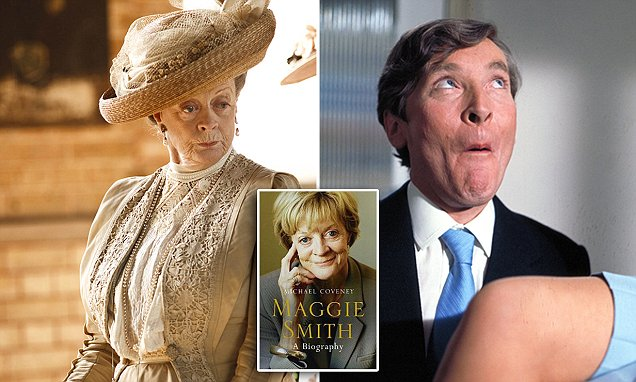 Maggie Smith biography reveals the inspiration behind Downton Abbey's Countess of Grantham