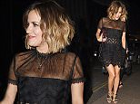 September 04, 2015: September 04, 2015  Caroline Flack and Olly Murs seen arriving at Nick Grimshaws birthday party in London.  Non Exclusive Worldwide Rights Pictures by : FameFlynet UK © 2015 Tel : +44 (0)20 3551 5049 Email : info@fameflynet.uk.com