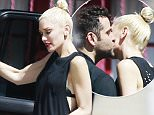 141862, EXCLUSIVE: Gwen Stefani seen arriving at Circus Gallery in Los Angeles. Los Angeles, California - Thursday September 3, 2015. Photograph: Bruja, © PacificCoastNews. Los Angeles Office: +1 310.822.0419 sales@pacificcoastnews.com FEE MUST BE AGREED PRIOR TO USAGE