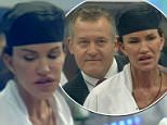 ****Ruckas Videograbs****  (01322) 861777\n*IMPORTANT* Please credit Channel 5 for this picture.\n04/09/15\nCelebrity Big Brother \nDay 9\nGrabs from the 9pm eviction show\nOffice (UK): 01322 861777\nMobile (UK): 07742 164 106\n**IMPORTANT - PLEASE READ** The video grabs supplied by Ruckas Pictures always remain the copyright of the programme makers, we provide a service to purely capture and supply the images to the client, securing the copyright of the images will always remain the responsibility of the publisher at all times.\nStandard terms, conditions & minimum fees apply to our videograbs unless varied by agreement prior to publication.