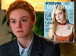 elle fanning in style about ray