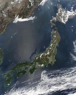 Satellite image of Japan in May 2003.jpg
