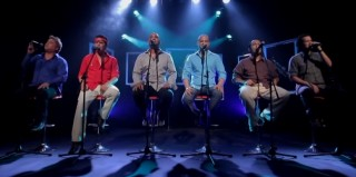 "Cuban Acapella Group Sings The Best ""Hotel California"" Cover Ever"