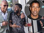 No Merchandising. Editorial Use Only. No Book Cover Usage.. Mandatory Credit: Photo by HBO/Everett/REX Shutterstock (4898617b).. BALLERS, Dwayne Johnson, John David Washington in 'Move the Chains' (Season 1, Episode 3, aired July 5, 2015)... Ballers - 2015.. ..