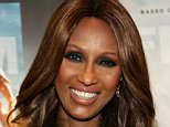 """NEW YORK, NY - APRIL 07:  Model Iman attends the special screening of Relativity Studio's """"Desert Dancer"""" at Museum of Modern Art on April 7, 2015 in New York City.  (Photo by Monica Schipper/FilmMagic)"""