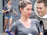 """Picture Shows: Gisele Bundchen  September 03, 2015\n \n As Tom Brady wins his appeal against the NFL, a makeup free model Gisele Bundchen looks relaxed as she visits the TB12 Sports Therapy Center at Gillette Stadium in Foxboro, Massachusetts.\n \n Gisele had her appointment just as news hit that a Federal Judge overturned her husband's four game suspension over the """"Deflate-gate"""" scandal. The couple is also under scrutiny amidst rumors of marital strain and discord but Gisele didn't look overwhelmed by the drama.\n \n Exclusive - All Round\n UK Rights Only\n \n Pictures by : FameFlynet UK © 2015\n Tel : +44 (0)20 3551 5049\n Email : info@fameflynet.uk.com"""