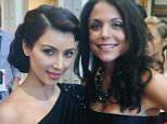 1d bethennyfrankelChanneling my inner Kardashian with Kim K. @KimKardashian #TBT