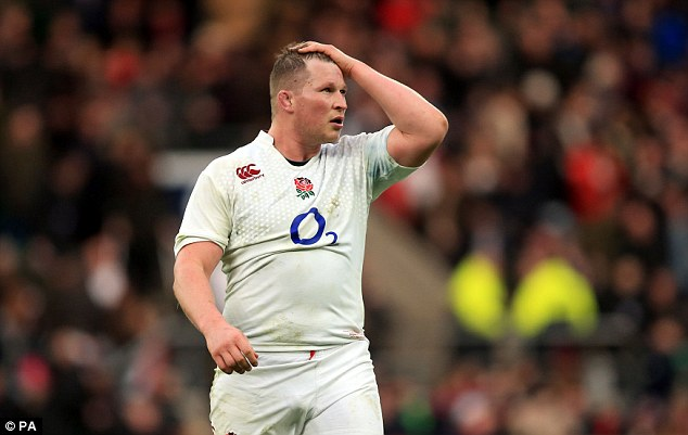 Dylan Hartley, who has 66 international caps to his name, has been left out the squad for disciplinary reasons
