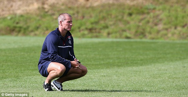 England coach Stuart Lancaster's World Cup squad is lacking experience compared to leading rivals