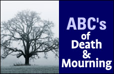 ABCs of Death & Mourning