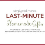 Simply Made: Last Minute Homemade Gifts